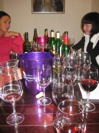 Wines Tasted